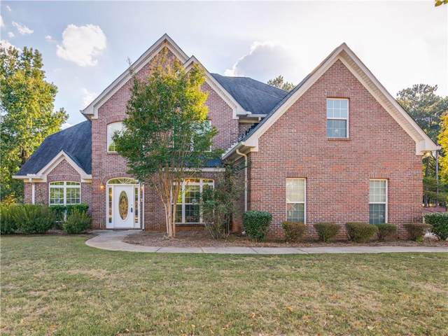 803 Eggie Court, Mcdonough, GA 30252 (MLS #6629571) :: The Hinsons - Mike Hinson & Harriet Hinson