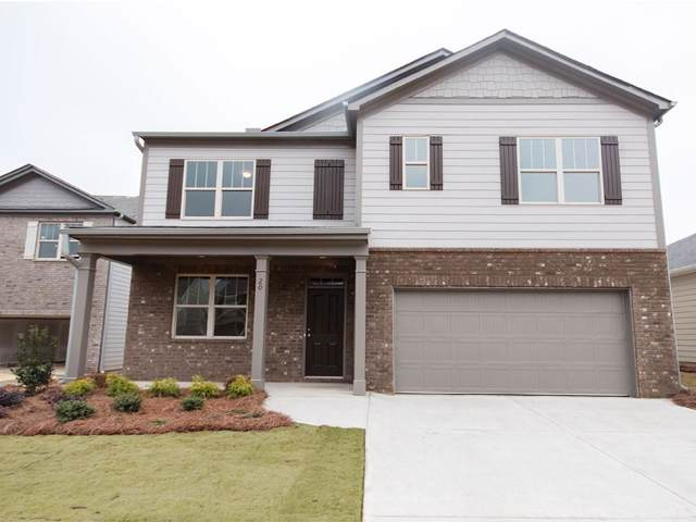 45 Valley View Circle, Dallas, GA 30132 (MLS #6629597) :: North Atlanta Home Team