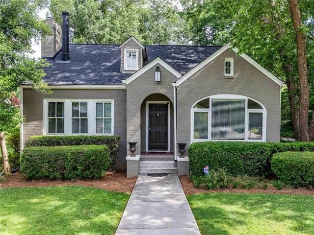 756 Cumberland Road NE, Atlanta, GA 30306 (MLS #6629617) :: Dillard and Company Realty Group