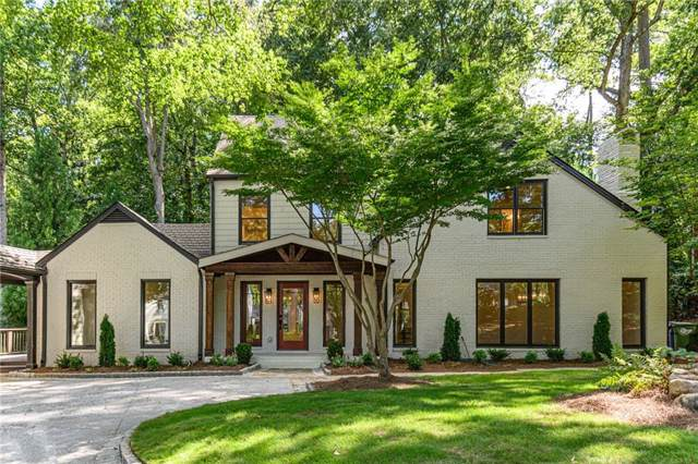 3747 Vermont Road NE, Atlanta, GA 30319 (MLS #6629624) :: North Atlanta Home Team