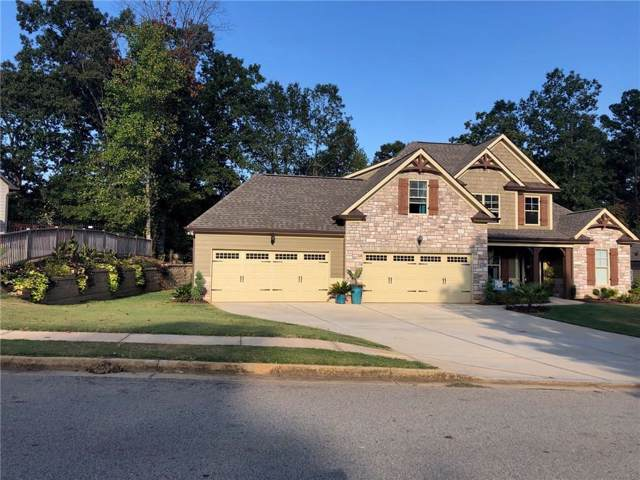 531 Hanover Drive, Villa Rica, GA 30180 (MLS #6629681) :: North Atlanta Home Team