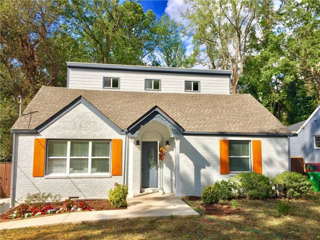 2556 Creekwood Terrace, Decatur, GA 30030 (MLS #6629708) :: North Atlanta Home Team