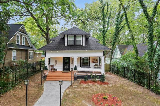 1322 Avon Avenue SW, Atlanta, GA 30310 (MLS #6629746) :: Rock River Realty