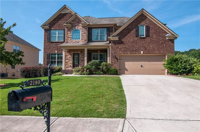 2190 Cain Commons Drive, Dacula, GA 30019 (MLS #6629786) :: The Butler/Swayne Team