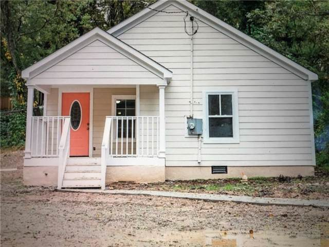 376 Saint Johns Avenue SW, Atlanta, GA 30315 (MLS #6629809) :: Charlie Ballard Real Estate