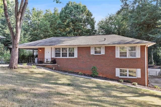 3532 Dunn Street SE, Smyrna, GA 30080 (MLS #6629844) :: North Atlanta Home Team