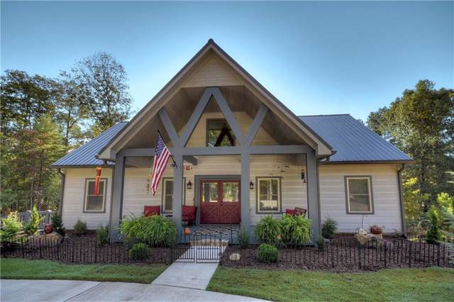 1617 Newport Drive, Ellijay, GA 30540 (MLS #6629874) :: North Atlanta Home Team
