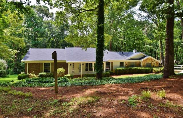 3302 Hickory Point, Gainesville, GA 30506 (MLS #6629876) :: North Atlanta Home Team