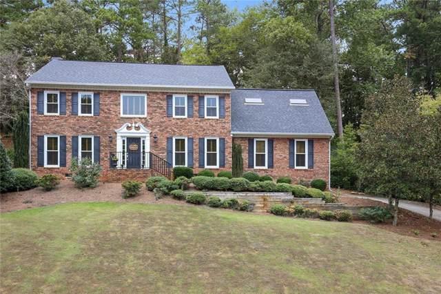 430 Guilford Circle, Marietta, GA 30068 (MLS #6629897) :: North Atlanta Home Team