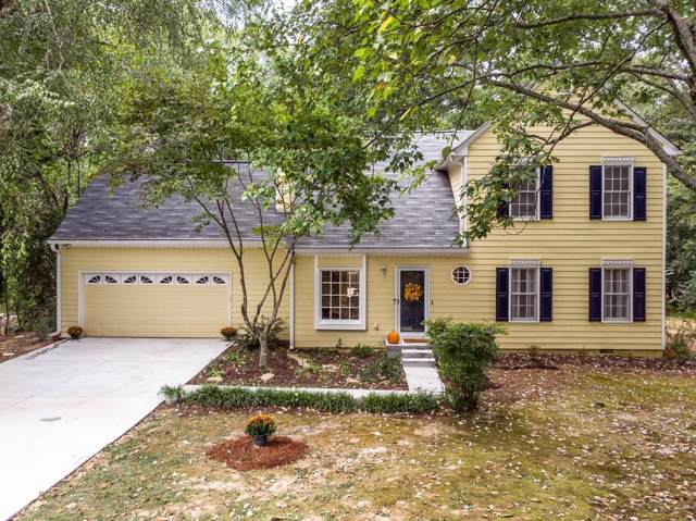 1099 Colony Drive, Alpharetta, GA 30009 (MLS #6629901) :: North Atlanta Home Team