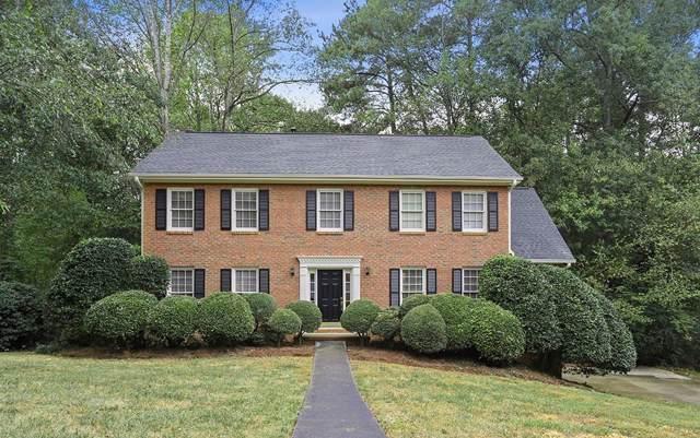 635 Wood Valley Trace, Roswell, GA 30076 (MLS #6629908) :: North Atlanta Home Team
