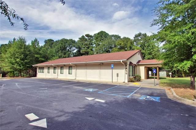7446 Covington Highway, Lithonia, GA 30058 (MLS #6629922) :: North Atlanta Home Team