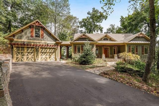 2084 Ridgeview Drive, Jasper, GA 30143 (MLS #6629955) :: The Heyl Group at Keller Williams