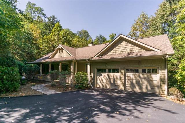 23 Willow Drive, Big Canoe, GA 30143 (MLS #6629964) :: The Cowan Connection Team
