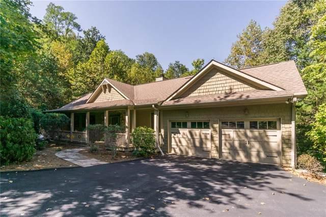 23 Willow Drive, Big Canoe, GA 30143 (MLS #6629964) :: The Heyl Group at Keller Williams