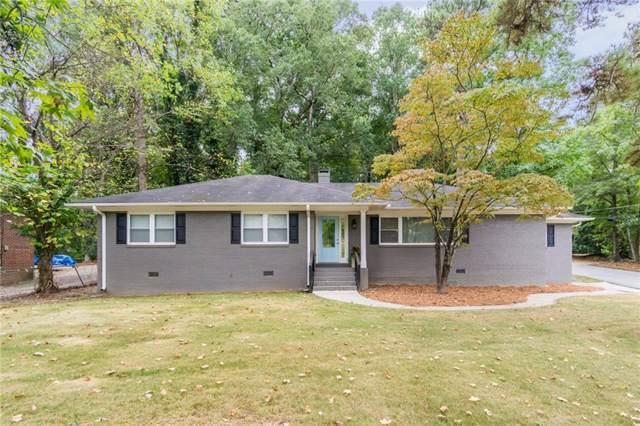 2480 Cascade Road SW, Atlanta, GA 30311 (MLS #6629994) :: Kennesaw Life Real Estate