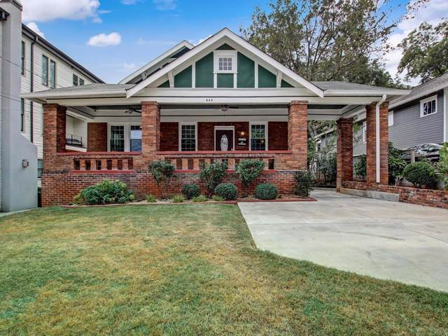 537 Winton Terrace NE, Atlanta, GA 30308 (MLS #6630013) :: North Atlanta Home Team