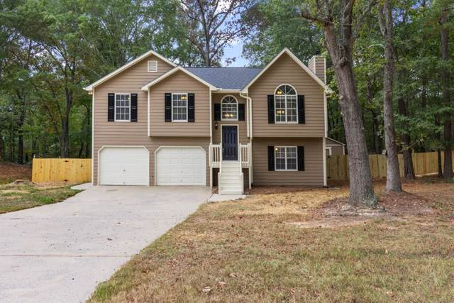 617 Amberwood Place, Euharlee, GA 30145 (MLS #6630015) :: The Realty Queen Team