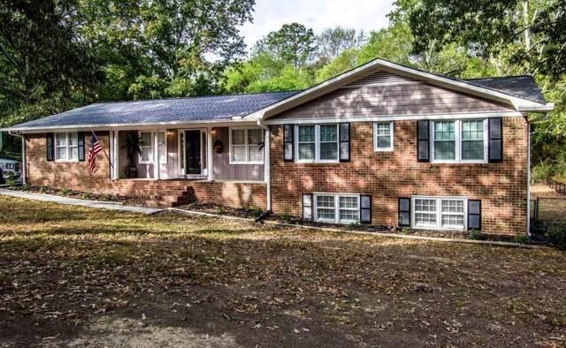 285 Lake Drive SE, Calhoun, GA 30701 (MLS #6630016) :: MyKB Partners, A Real Estate Knowledge Base