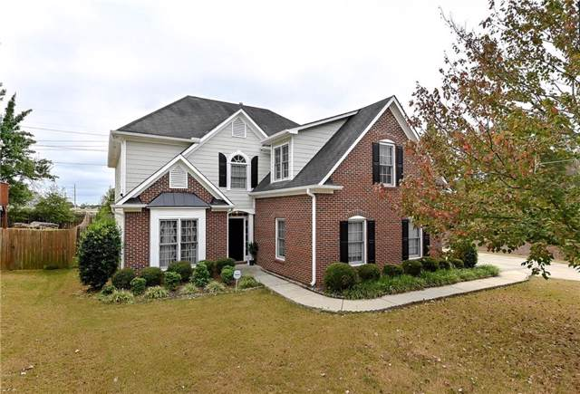 5540 Huntington Mist Drive, Stone Mountain, GA 30087 (MLS #6630025) :: North Atlanta Home Team