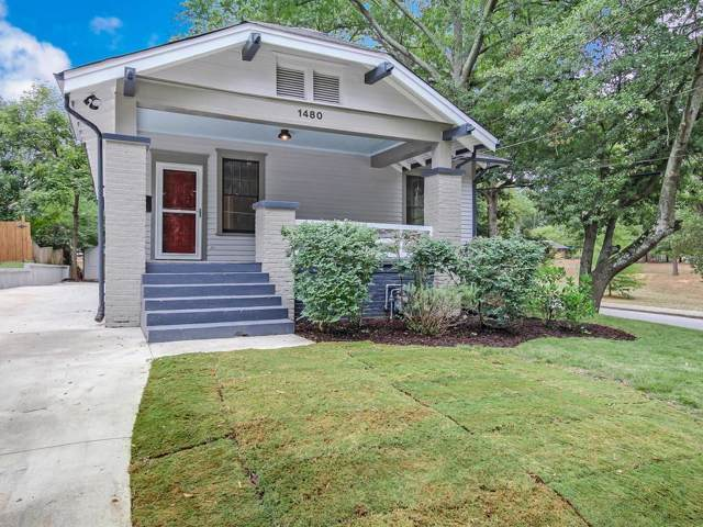 1480 Everhart Street SW, Atlanta, GA 30310 (MLS #6630055) :: North Atlanta Home Team