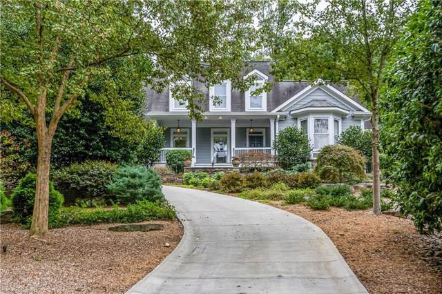 4410 Ashwoody Trail NE, Brookhaven, GA 30319 (MLS #6630071) :: North Atlanta Home Team
