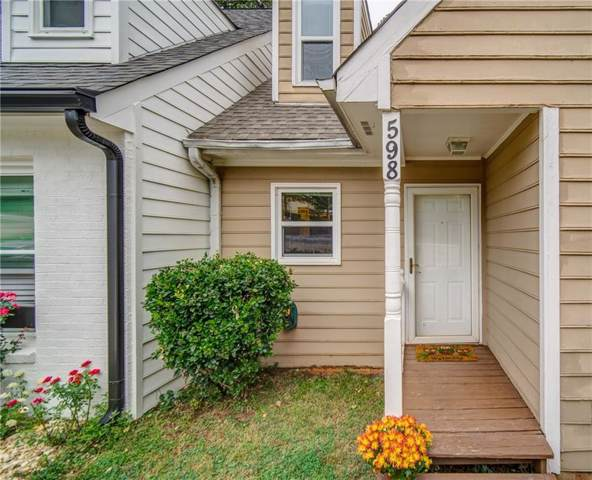 598 Manning Road SW, Marietta, GA 30064 (MLS #6630101) :: Rock River Realty