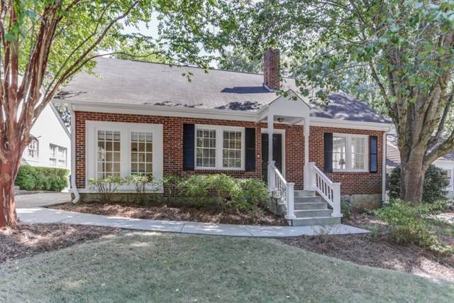 2395 Hurst Drive NE, Atlanta, GA 30305 (MLS #6630127) :: North Atlanta Home Team