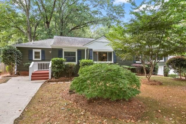1001 N Carter Road, Decatur, GA 30030 (MLS #6630142) :: North Atlanta Home Team