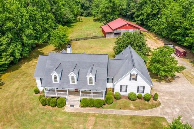 1304 Old Victron School Road, Hoschton, GA 30548 (MLS #6630166) :: Vicki Dyer Real Estate