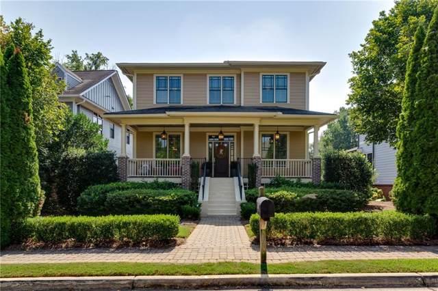 2872 Bernard Way SE, Smyrna, GA 30080 (MLS #6630224) :: North Atlanta Home Team