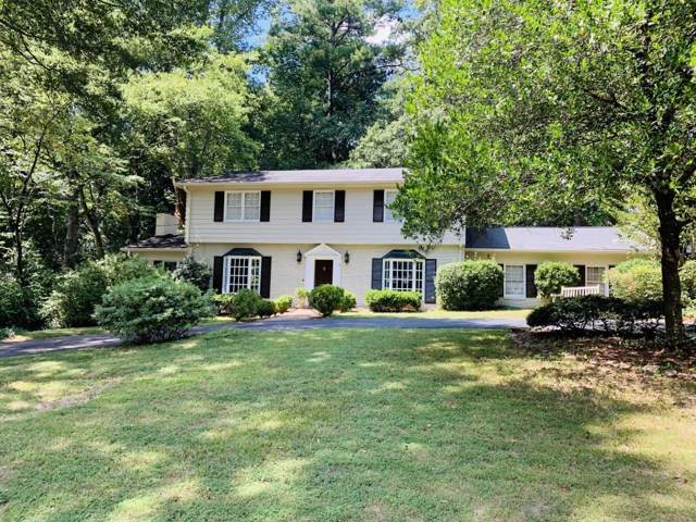 3380 Pinestream Road, Atlanta, GA 30327 (MLS #6630234) :: North Atlanta Home Team