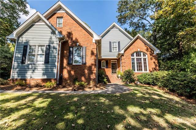 184 Featherston Road SW, Rome, GA 30165 (MLS #6630243) :: Charlie Ballard Real Estate