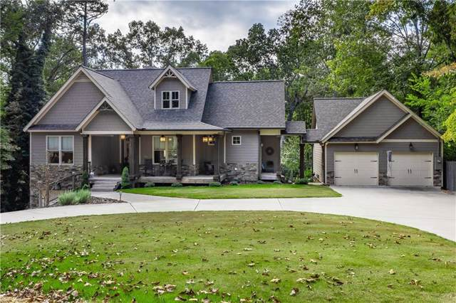 14 Oriole Drive SE, White, GA 30184 (MLS #6630298) :: North Atlanta Home Team