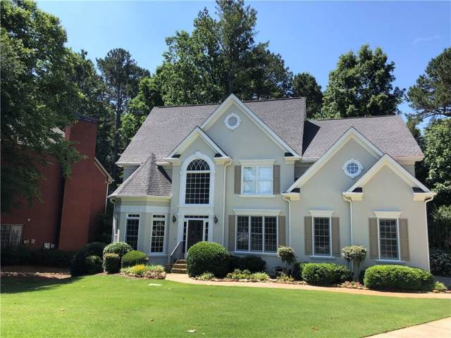 1505 Logan Circle, Cumming, GA 30041 (MLS #6630321) :: RE/MAX Paramount Properties