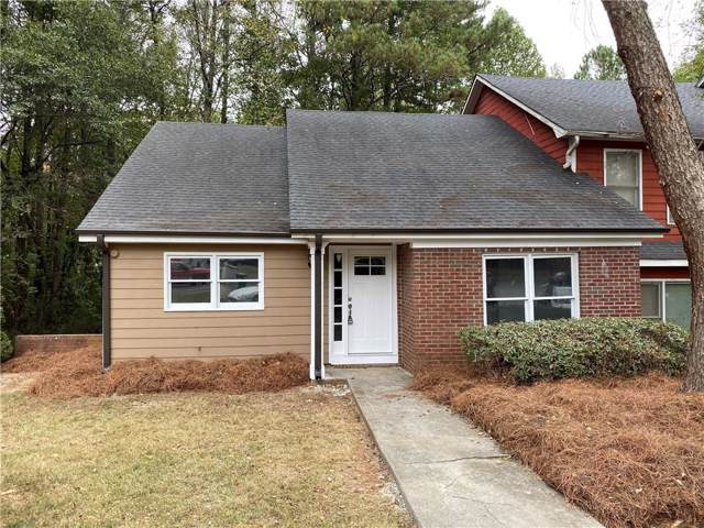 746 Hairston Terrace, Stone Mountain, GA 30088 (MLS #6630349) :: North Atlanta Home Team