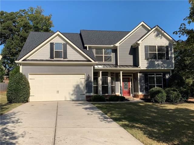 820 Caleb Drive, Winder, GA 30680 (MLS #6630364) :: Rock River Realty