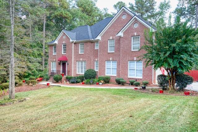 3740 Millers Pond Way, Snellville, GA 30039 (MLS #6630402) :: The Cowan Connection Team