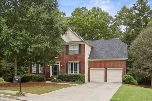 1631 Rocky Knoll Lane, Dacula, GA 30019 (MLS #6630403) :: Charlie Ballard Real Estate