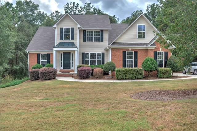 140 Autumn Creek, Senoia, GA 30276 (MLS #6630414) :: The Cowan Connection Team