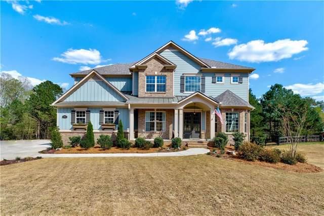 540 Killian Lane, Alpharetta, GA 30004 (MLS #6630427) :: North Atlanta Home Team