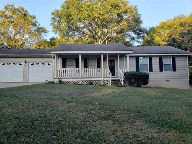 1199 Fairview Drive, Monroe, GA 30656 (MLS #6630447) :: North Atlanta Home Team