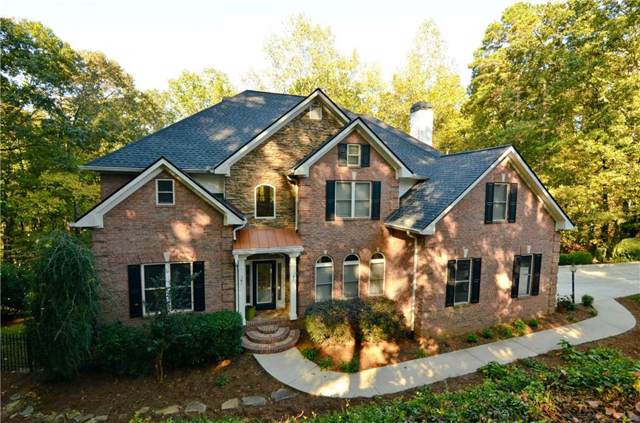 3845 Clubhouse Drive, Gainesville, GA 30501 (MLS #6630460) :: Iconic Living Real Estate Professionals