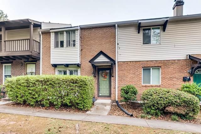 7354 Cardigan Circle #4, Sandy Springs, GA 30328 (MLS #6630492) :: Kennesaw Life Real Estate