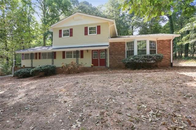 2270 Shawnee Trail, Douglasville, GA 30135 (MLS #6630522) :: North Atlanta Home Team