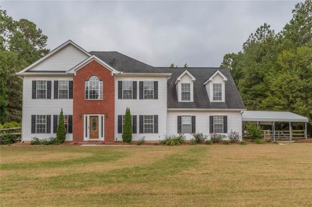 2890 Tig Knight Road, Loganville, GA 30052 (MLS #6630537) :: Rock River Realty