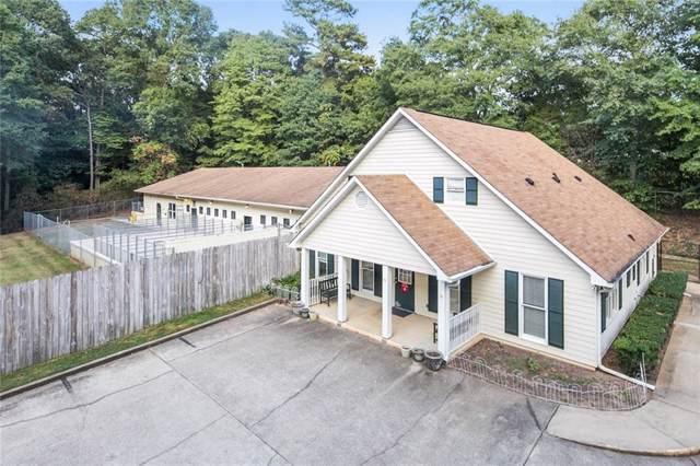 22 Jefferson Place, Newnan, GA 30263 (MLS #6630538) :: RE/MAX Prestige