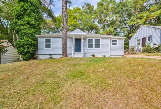 1379 Bluefield Drive SW, Atlanta, GA 30310 (MLS #6630547) :: Rock River Realty