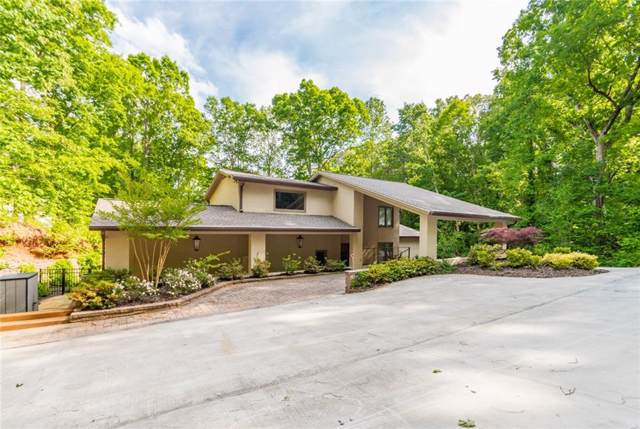 8720 Fields Ford Road, Gainesville, GA 30506 (MLS #6630568) :: North Atlanta Home Team