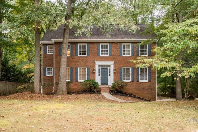 2394 Stockton Drive, Marietta, GA 30066 (MLS #6630596) :: North Atlanta Home Team